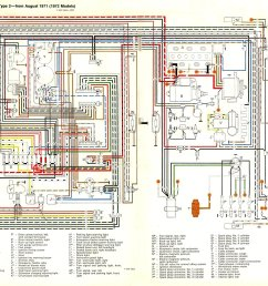 bus 1972 wiring 1972 corvette wiring diagram 1972 corvette ac wiring diagram 1971 yamaha ct1 [ 2116 x 1592 Pixel ]