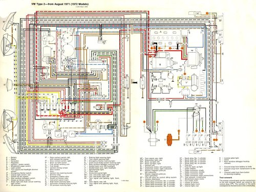 small resolution of bus 1972 wiring 1972 corvette wiring diagram 1972 corvette ac wiring diagram 1971 yamaha ct1