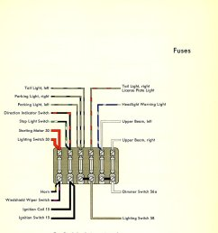 1967 vw fuse box diagram [ 940 x 1116 Pixel ]