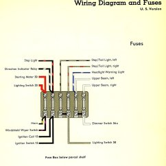 Start Stop Wiring Diagram Bi Speakers Thesamba Com Type 2 Diagrams