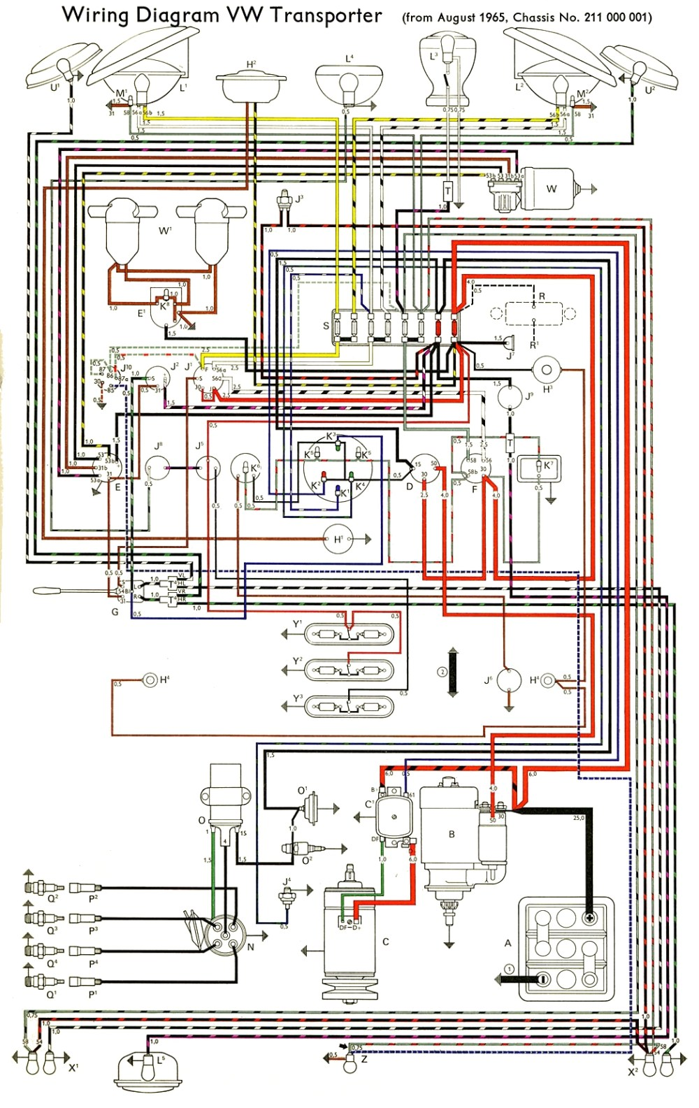 medium resolution of 1976 club car wiring diagram color