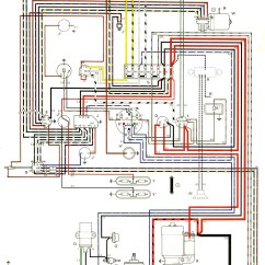 Volkswagen Caddy Wiring Diagram Roketa Go Kart Thesamba Type 2 Diagrams