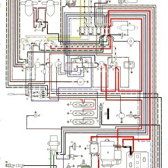 1970 Beetle Wiring Diagram F350 70 Vw Type 3 Get Free Image About