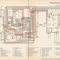 1972 Vw Bus Wiring Diagram Ford Territory Thesamba Type 2 Diagrams