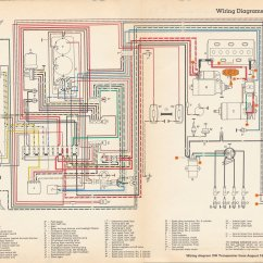 71 Vw Bus Wiring Diagram Refrigerator Wire Volkswagen Ignition Switch Free