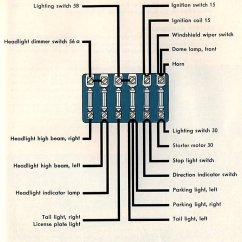 Vw Golf Mk1 Headlight Wiring Diagram Needlepoint Stitches Stitch Diagrams Thesamba Com Type 2