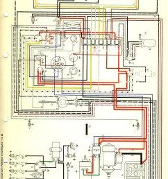 thesamba type 2 wiring diagram [ 1084 x 1674 Pixel ]
