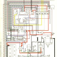 1969 Vw Beetle Ignition Coil Wiring Diagram Fan Relay Bug Alternator Get Free Image About
