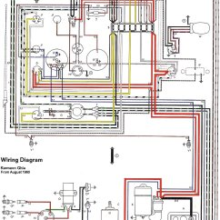 Automotive Electrical Wiring Diagram 2007 Klr 650 Thesamba.com :: Karmann Ghia Diagrams