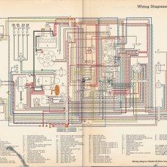 Vw Coil Wiring Diagram 93 Chevy Silverado Diagrams 71 Type 3 Free Engine Image