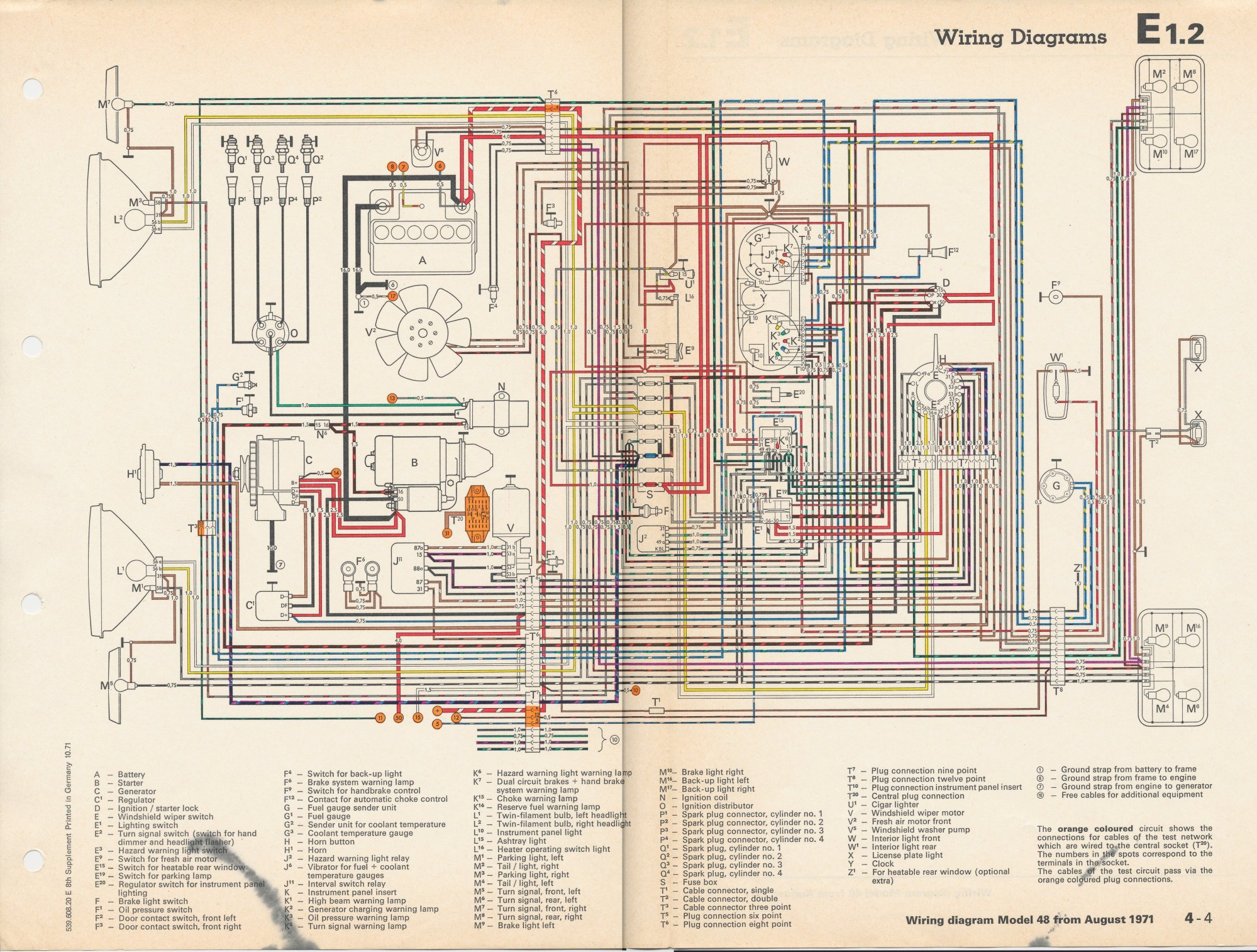 hight resolution of 71 vw type 3 coil wiring diagram 71 free engine image wiring diagrams for 2007 volkswagen
