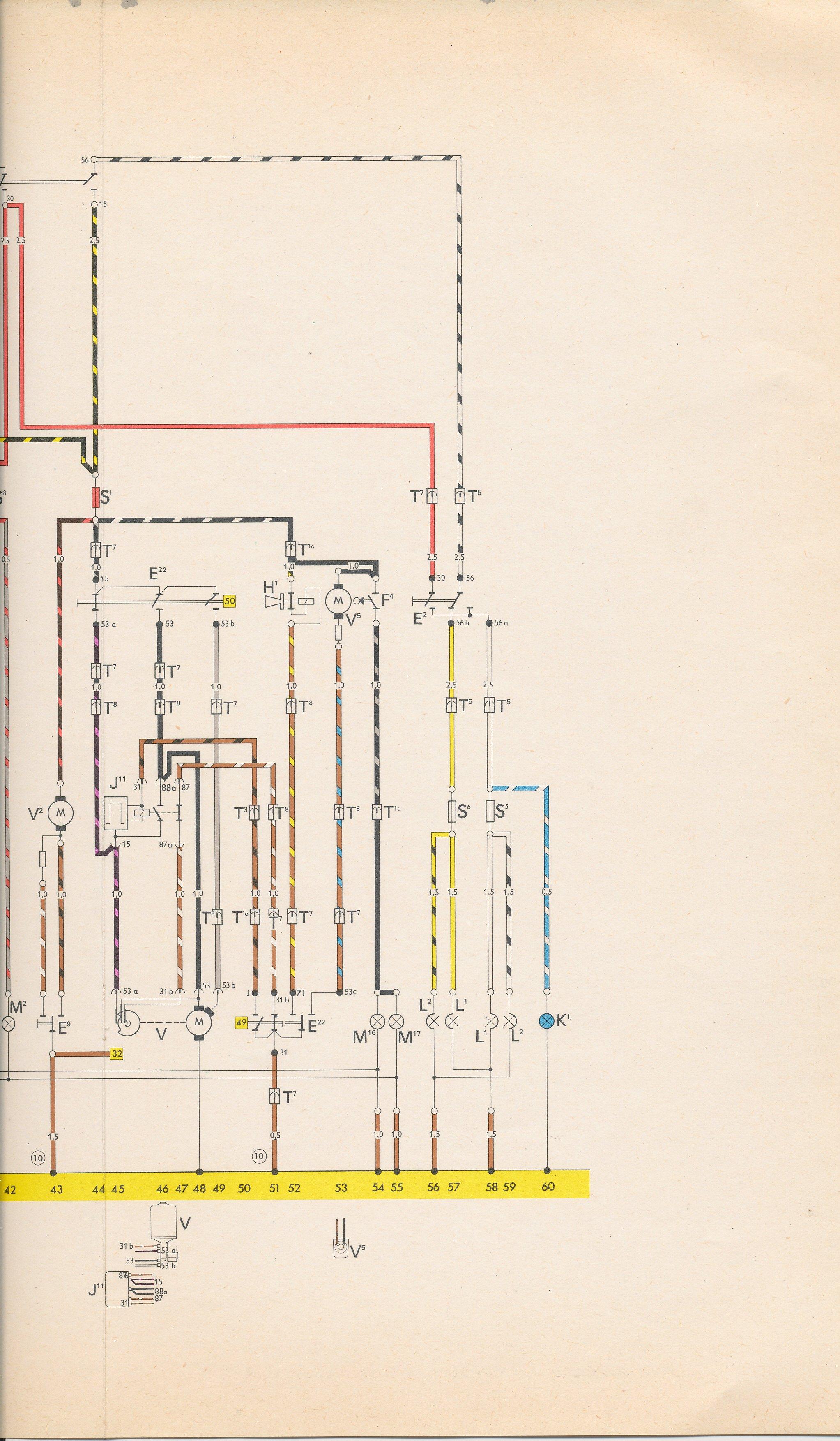 ididit steering column wiring diagram msd 6m 2 diagrams for 65 mustang