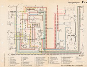 TheSamba :: VW Thing Wiring Diagrams
