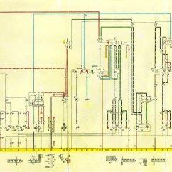 1974 Vw Bus Wiring Diagram Ford 302 Electronic Distributor Thesamba.com :: Thing Diagrams
