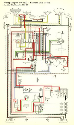 1964 Vw Fuse Box • Wiring Diagram For Free