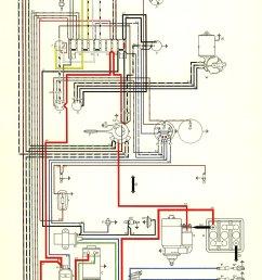 1964 volkswagen wiring diagram 30 wiring diagram images 1964 vw beetle wiring diagram vw sand rail [ 1052 x 1722 Pixel ]