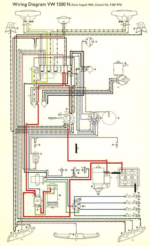 small resolution of 1964 volkswagen wiring diagram 30 wiring diagram images 1964 vw beetle wiring diagram vw sand rail