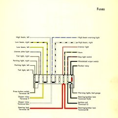 Car Wiring Diagram Program Fujitsu Ten Audio Thesamba.com :: Type 3 Diagrams