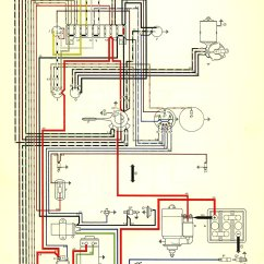 Vw Sand Rail Wiring Diagram Contactor Ac Unit Type 3 11 19 Stromoeko De Thesamba Com Diagrams Rh 64 Volkswagen Bug