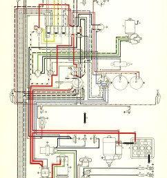 1967 vw fuse box diagram [ 1058 x 1694 Pixel ]