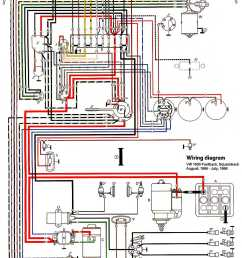 thesamba com type 3 wiring diagrams trailer wiring diagram type 3 wiring diagram [ 1099 x 1621 Pixel ]