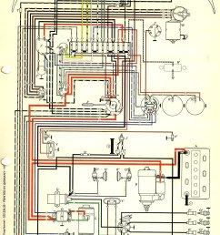 thesamba com type 3 wiring diagrams wiring diagram vw type 3 notchback 1965 [ 1126 x 1678 Pixel ]