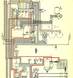 1972 vw ignition system wiring diagram free download wiring diagram images gallery thesamba com type [ 1044 x 1682 Pixel ]