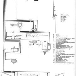 1970 Vw Type 2 Wiring Diagram House Images Thesamba 3 Diagrams