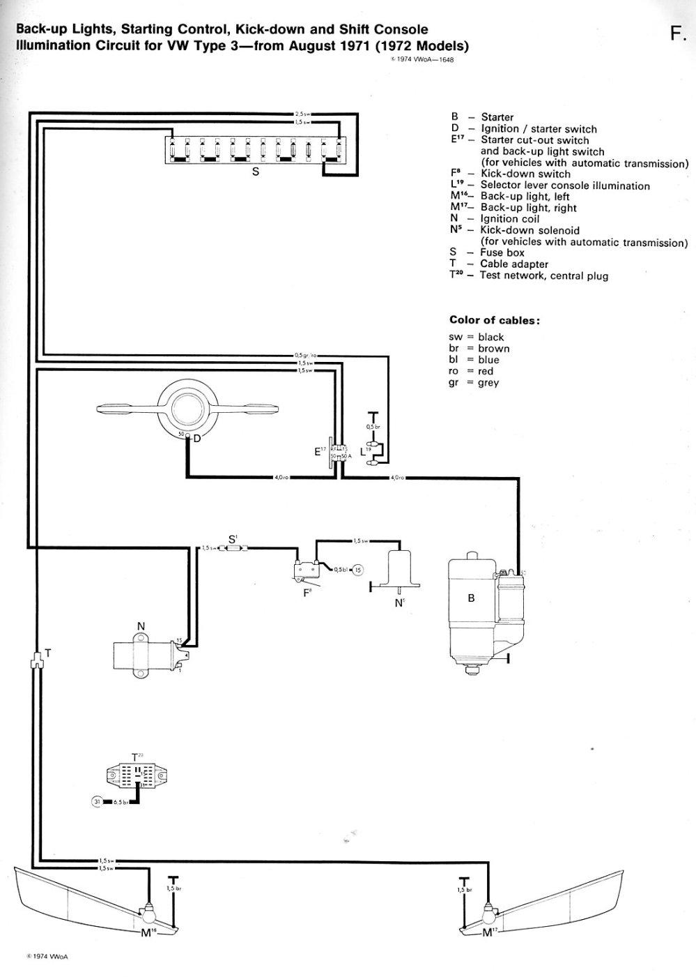 medium resolution of 1972 lighting supplement