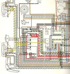 thesamba com type 3 wiring diagrams 1968 vw dash wiring vw type 3 wiring diagram [ 982 x 1624 Pixel ]
