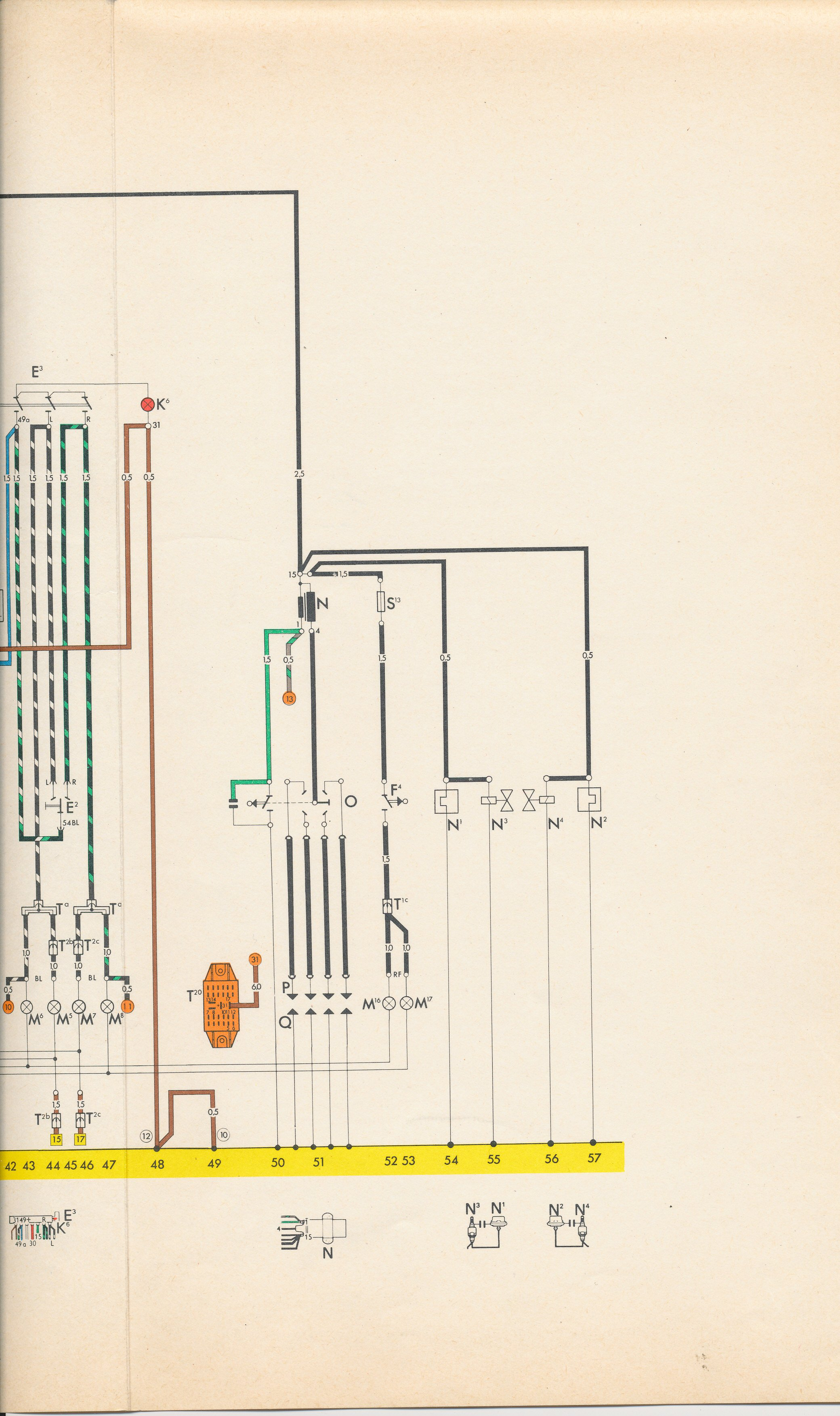 1966 vw bus wiring diagram kenwood kdc 152 karmann ghia harness get