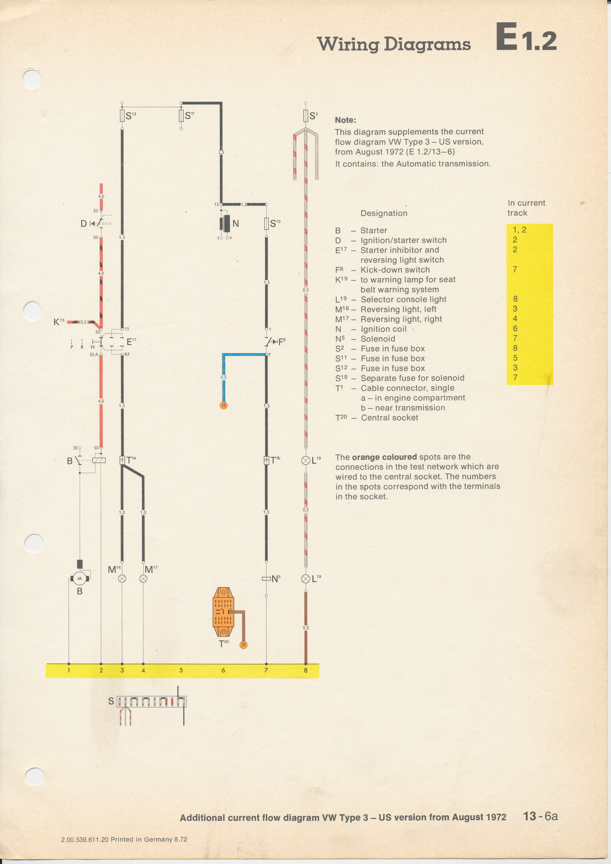 Perfect 72 Chevelle Starter Wire Diagram Pattern - Electrical ...