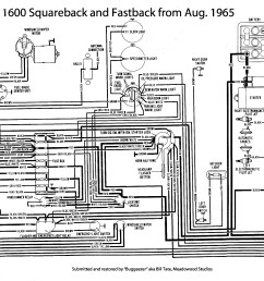 thesamba com type 3 wiring diagrams 73 vw squareback wiring diagram [ 3051 x 1763 Pixel ]