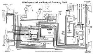 TheSamba :: Type 3 Wiring Diagrams