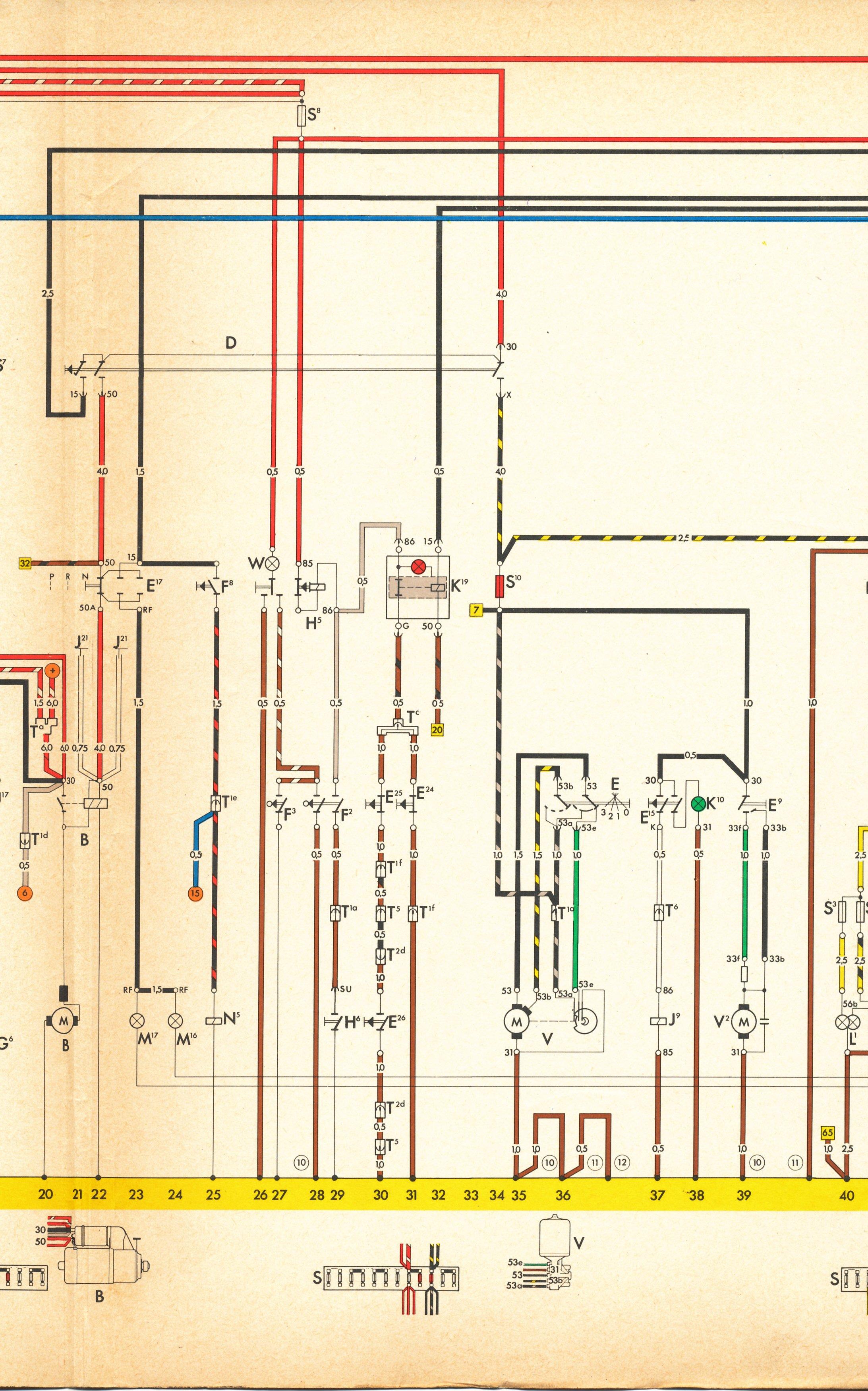 vw type 3 fuel injection wiring diagram fpv gauge 4 get free image about