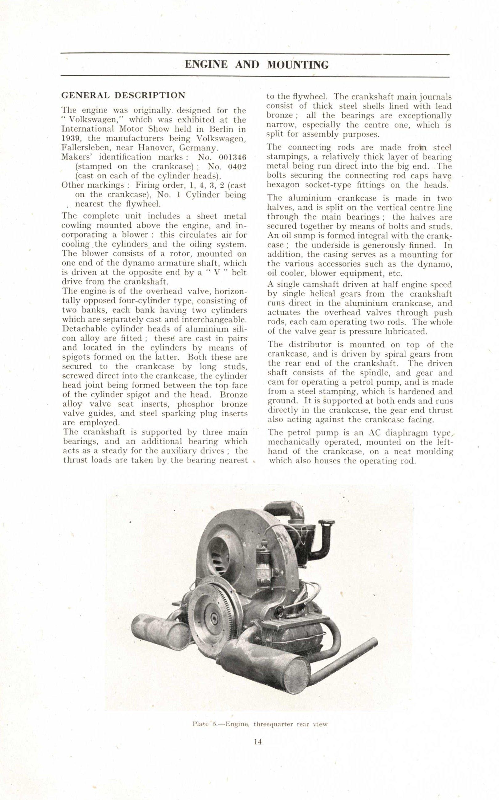 TheSamba.com :: 1943 Rootes Group / Humber Ltd. VW Type 82