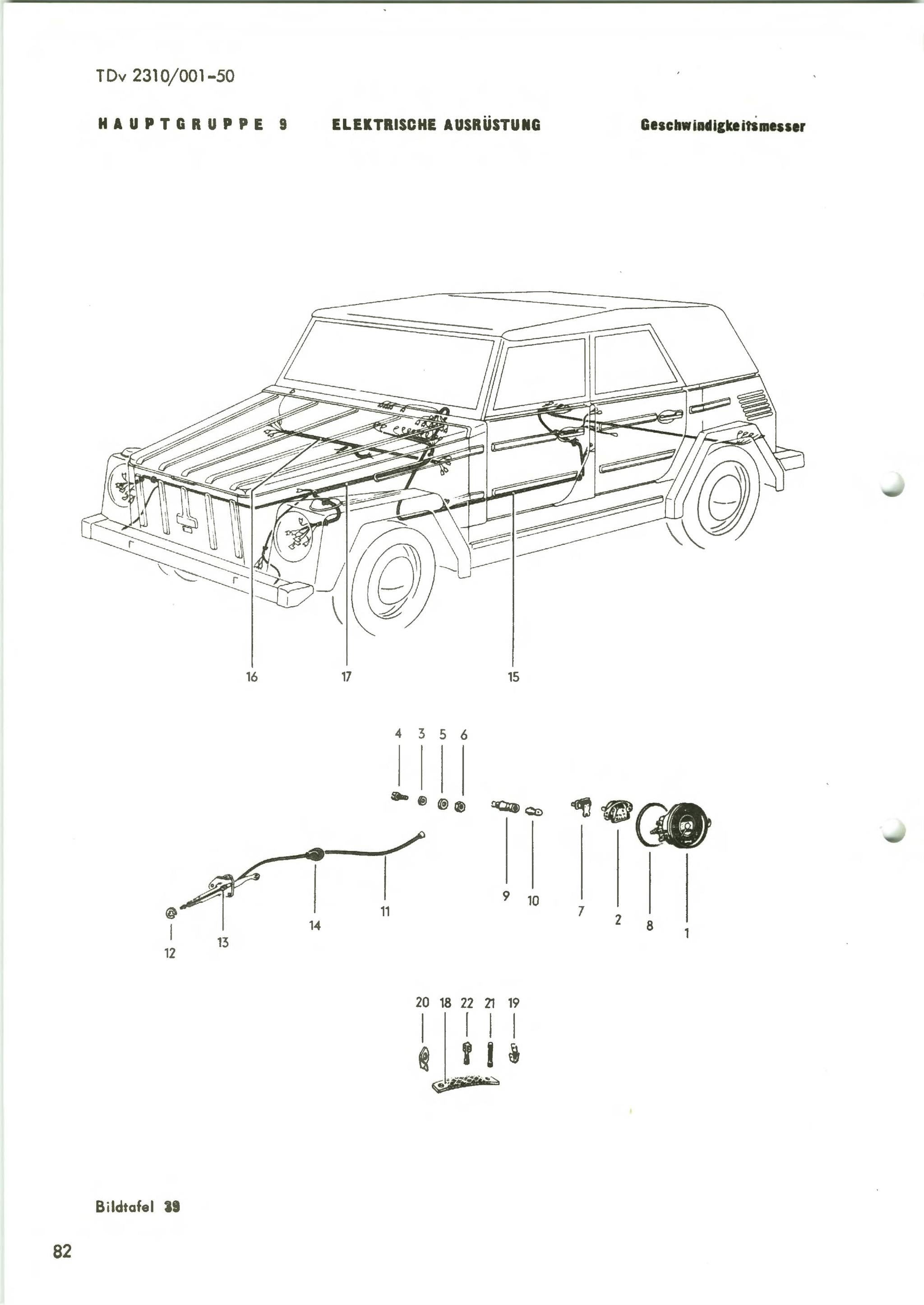 vw t2 1974 wiring diagram