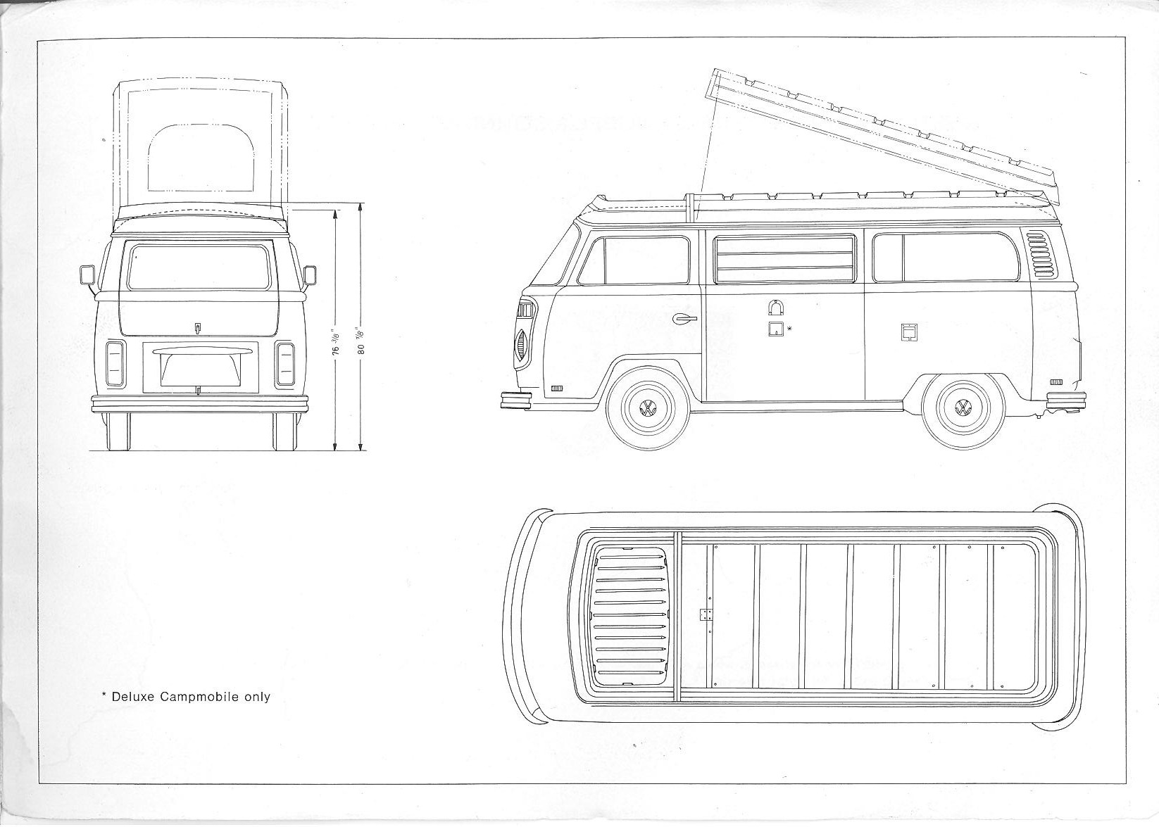 TheSamba.com :: 1976 VW Campmobile Owner's Manual