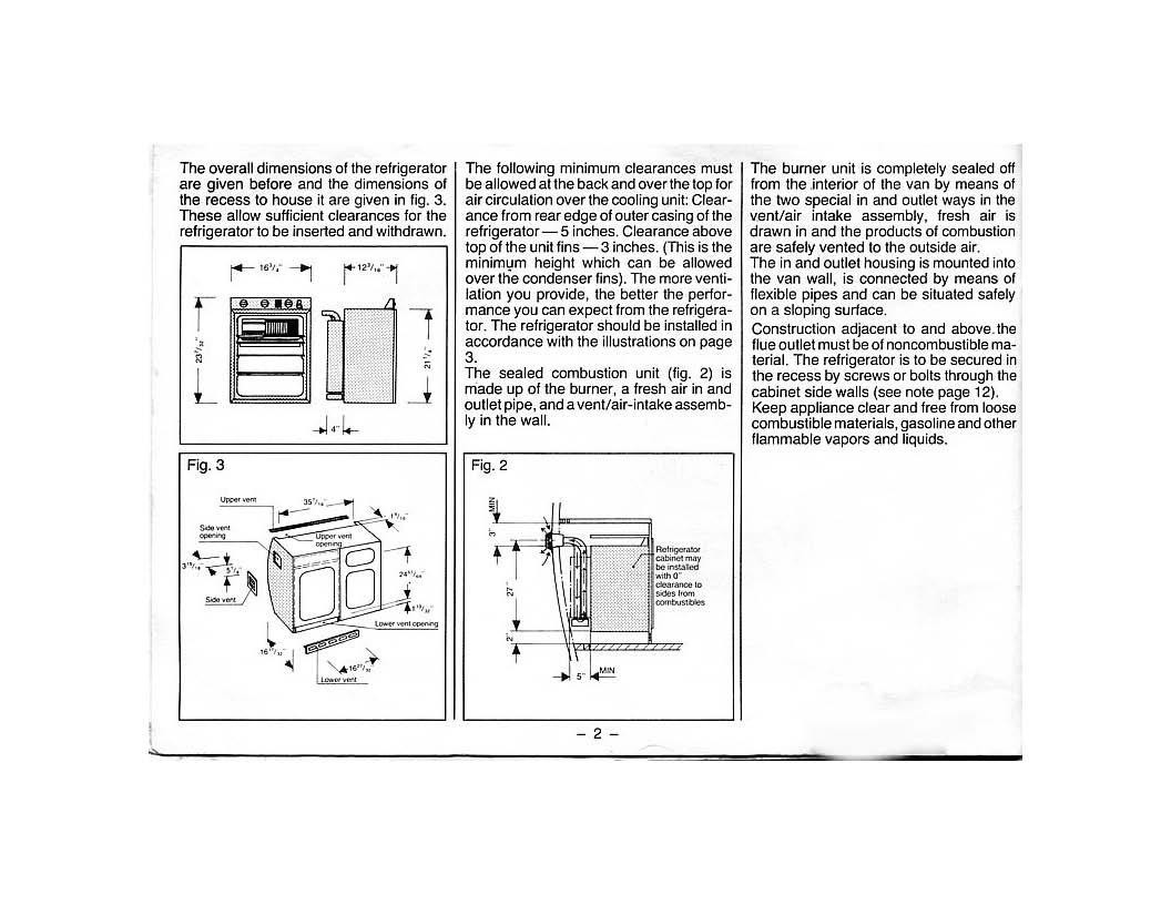 ge refrigerator wiring diagram prs se pickup westfalia great installation of thesamba com 1982 vw bus camper schematic compressor