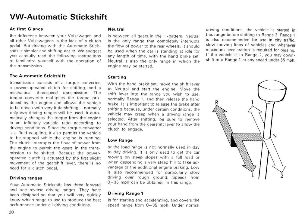 Vw Gear Shift Diagram Schematic Diagrams
