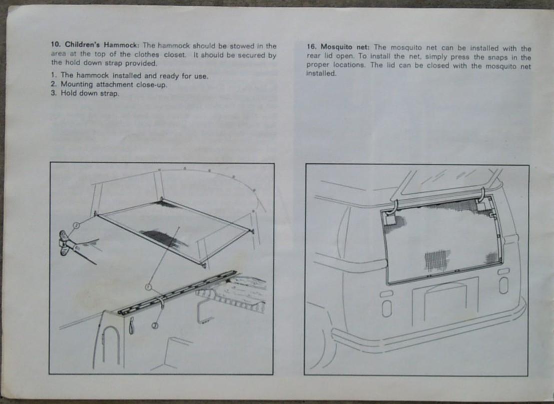 TheSamba.com :: 1971 VW Dormobile Westfalia SO-69/3 Camper
