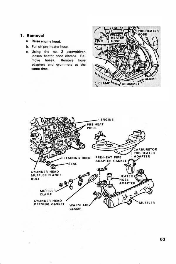 TheSamba.com :: 1972 Beetle Owner's Manual and Repair Guide