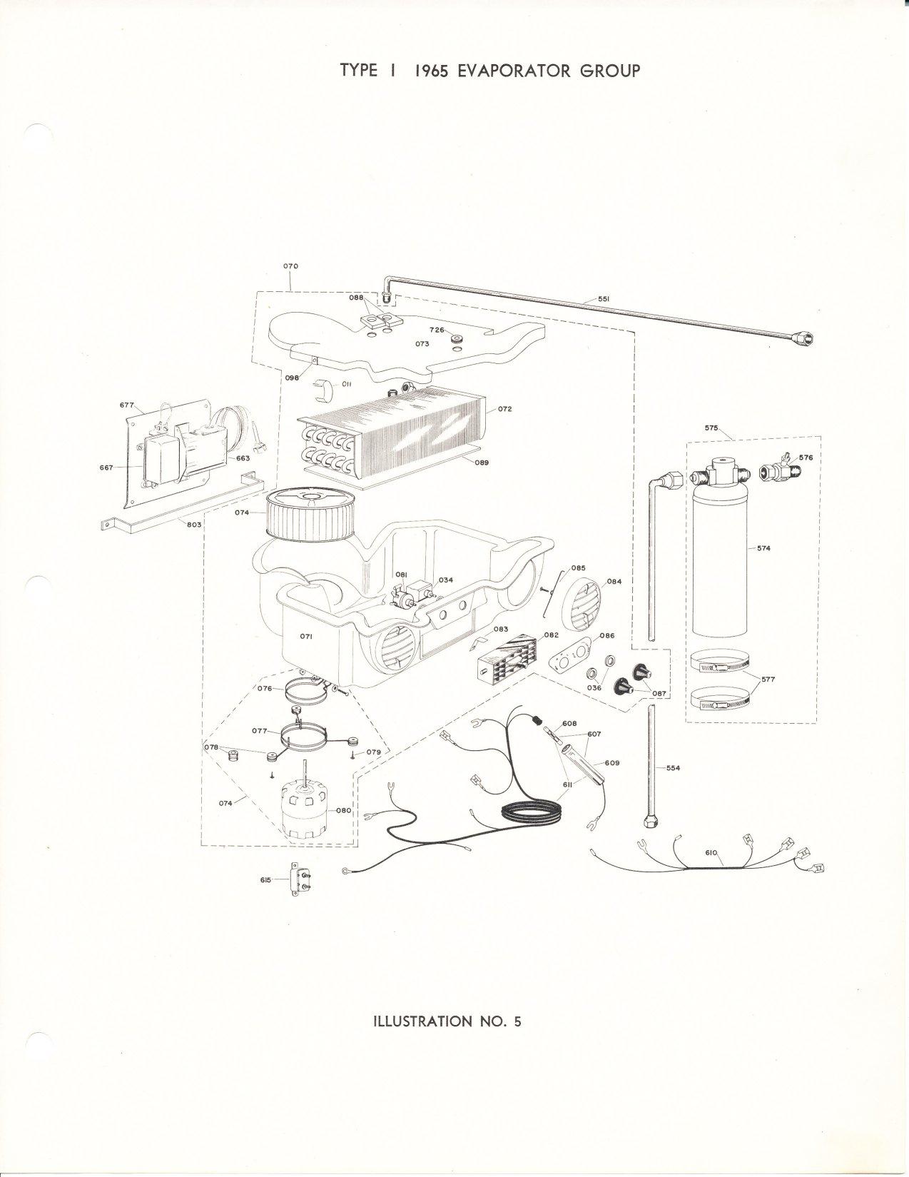 Volkswagen Parts Diagrams With Part Numbers