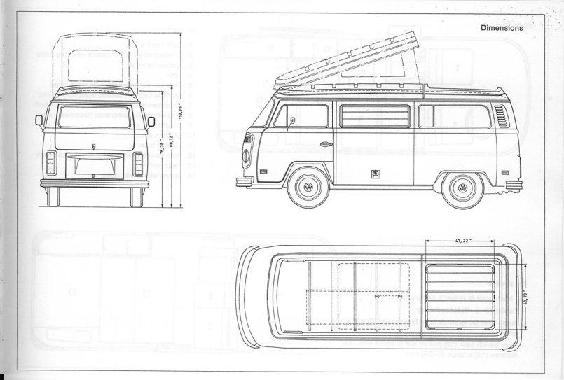 TheSamba.com :: 1973 August 1972 Westfalia Owners Manual