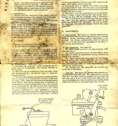 solex 28 pict 1 rebuild instruction sheet [ 828 x 1065 Pixel ]