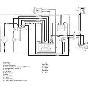 TheSamba :: VW Eberspacher Gas Heater Installation