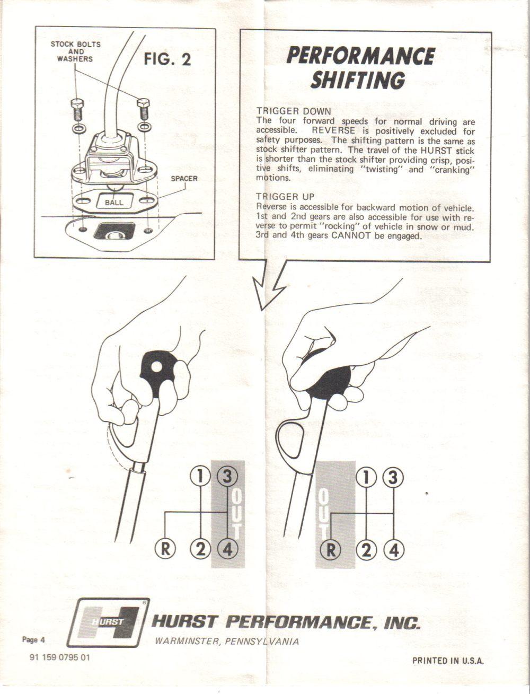 medium resolution of hurst shifter wiring diagram wiring diagram technicthesamba com hurst shifter installationhurst saf t trigger shifter installation