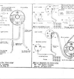 vdo ammeter wiring diagrams wiring diagram detailed vdo gauges wiring in a volkswagen beetle ammeter gauge [ 1752 x 1274 Pixel ]