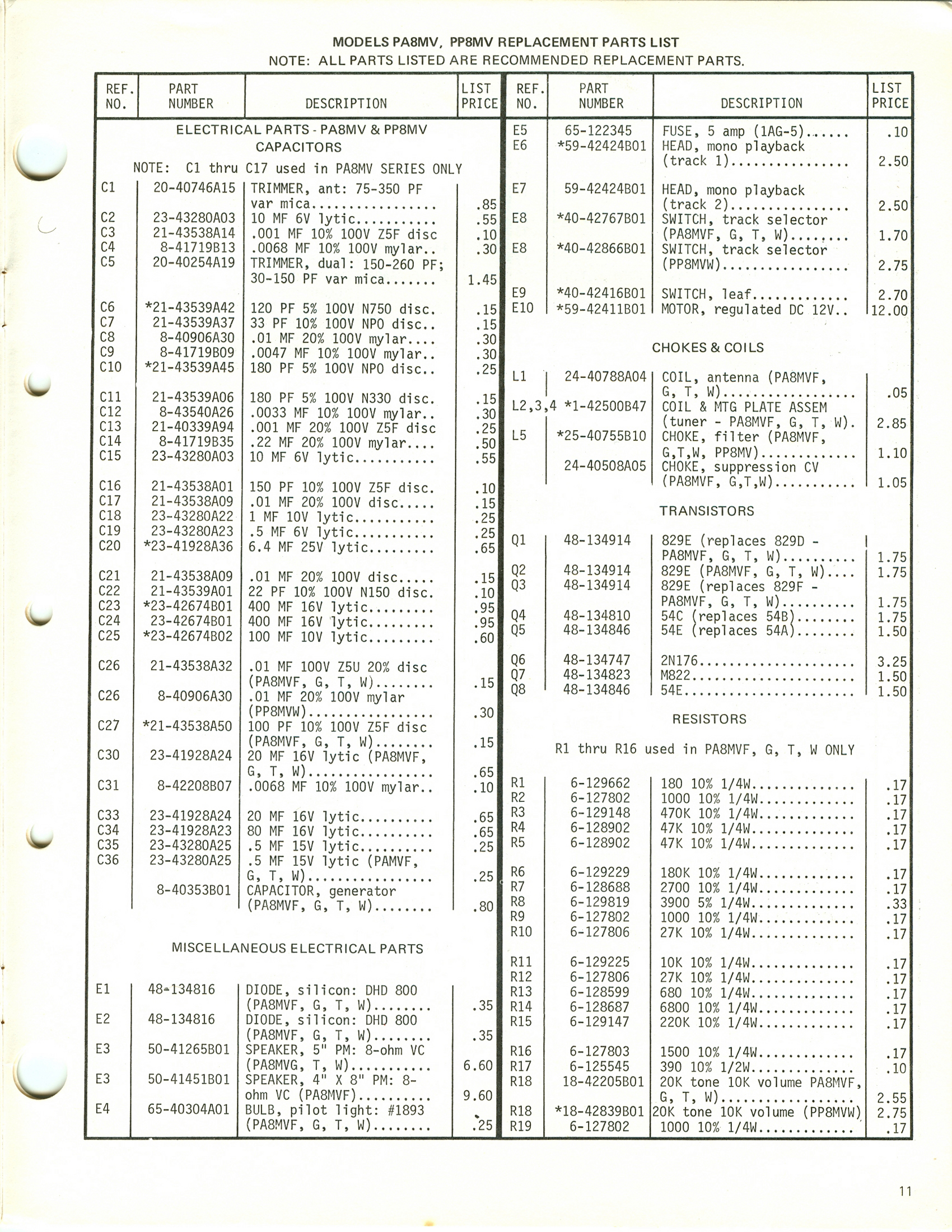 TheSamba.com :: 1968 Motorola Sapphire Playtape I/II