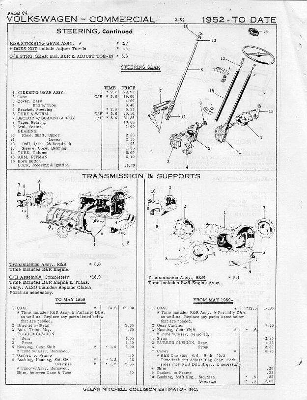 TheSamba.com :: 1962 Volkswagen Bus Collision Repair Guide
